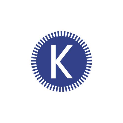 Logo kreis mit platz